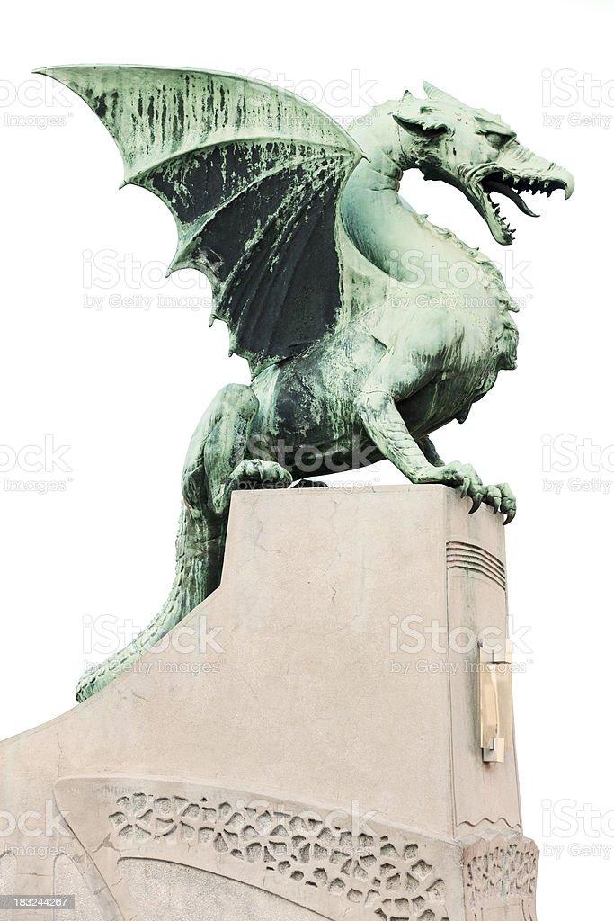 Dragon Bridge royalty-free stock photo