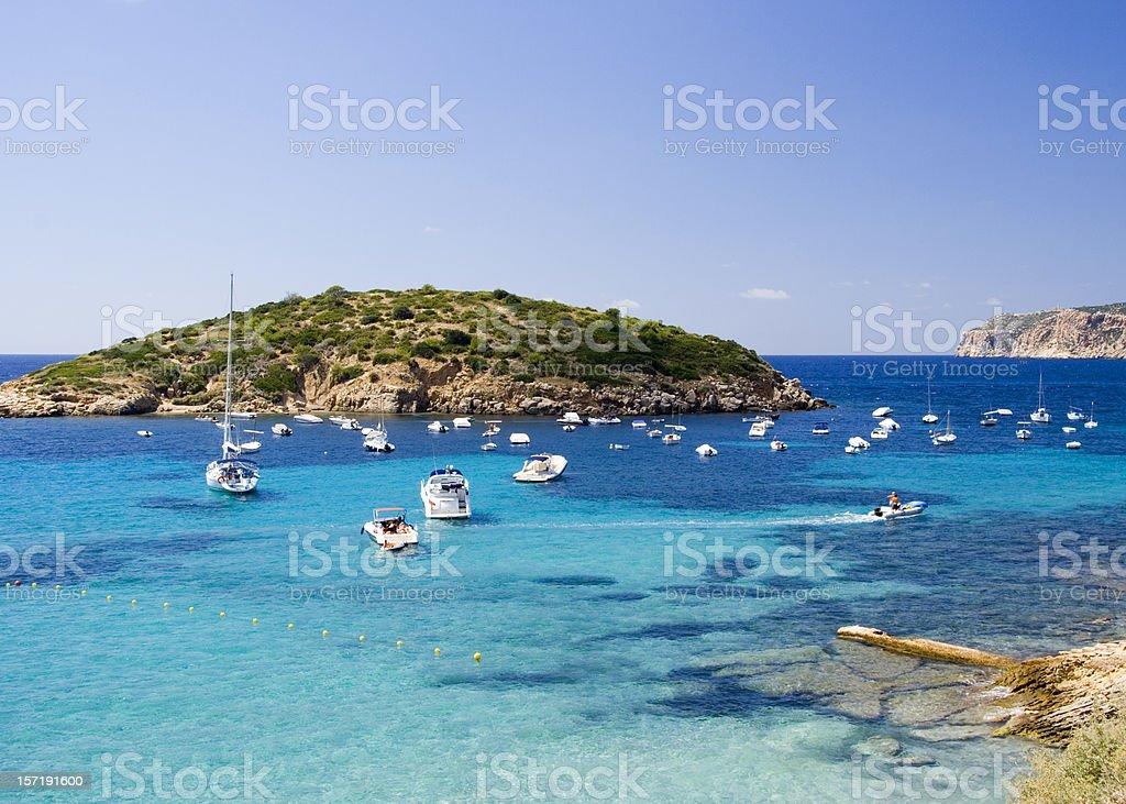 Dragon Island royalty-free stock photo