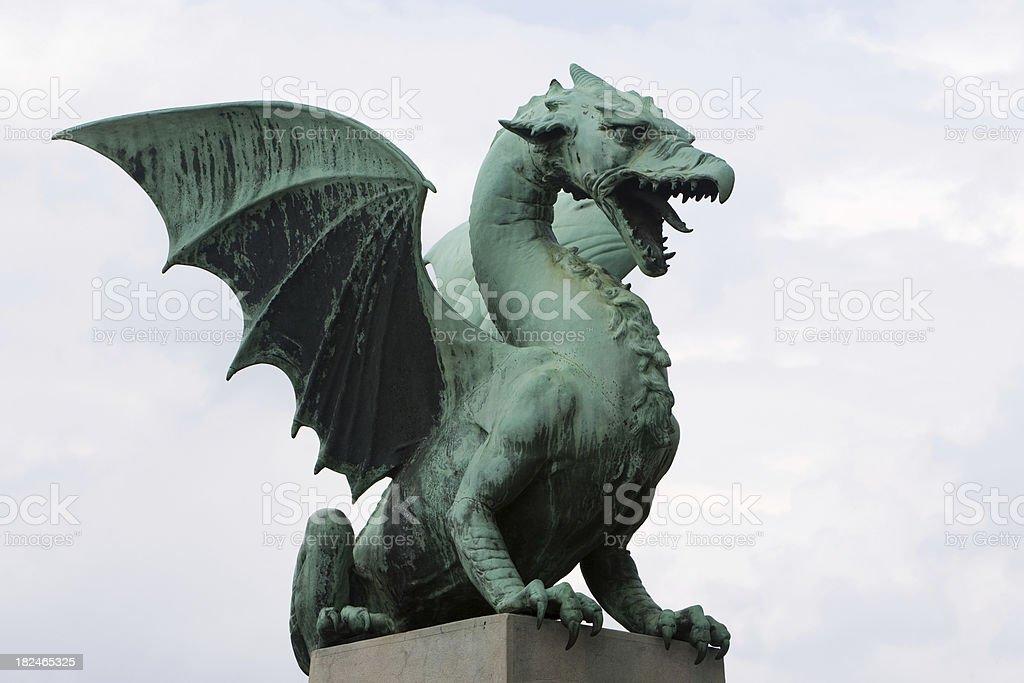 Dragon Series stock photo
