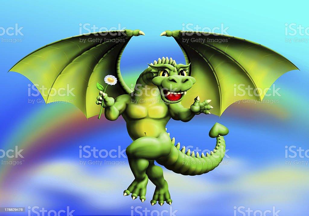 dragonet stock photo