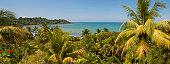 Drake Bay panorama