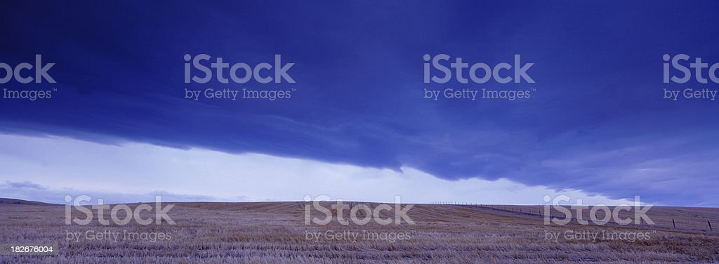 Dramatic Chinook Arch royalty-free stock photo