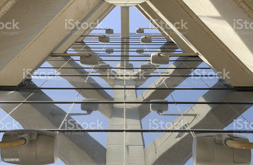 Dramatic View royalty-free stock photo