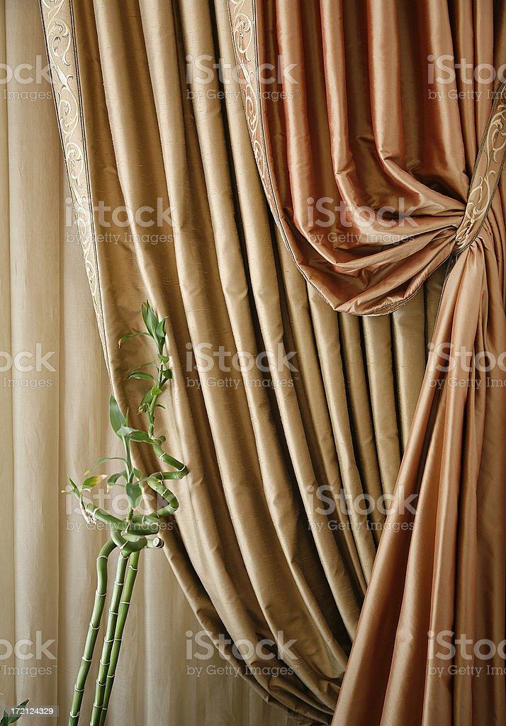 drape royalty-free stock photo