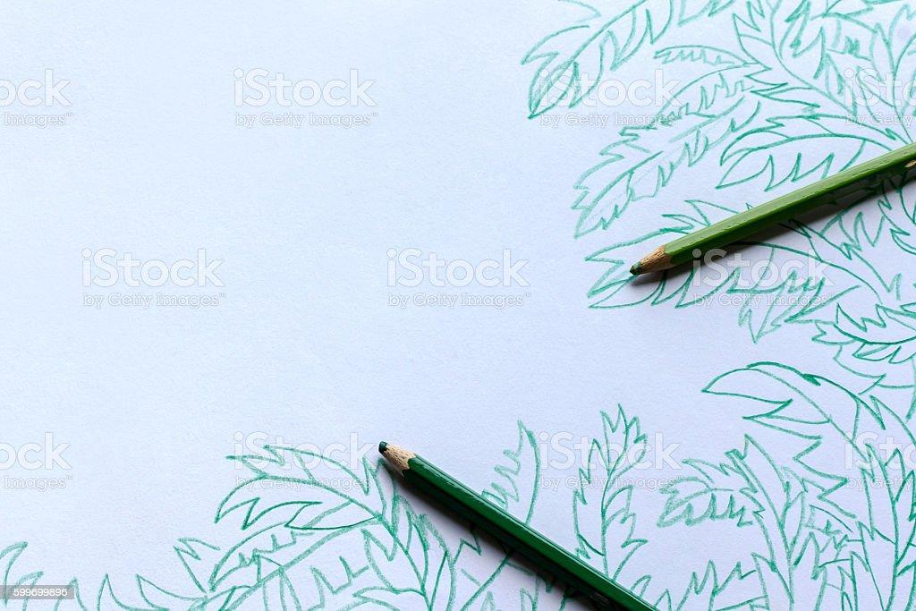Draw stock photo