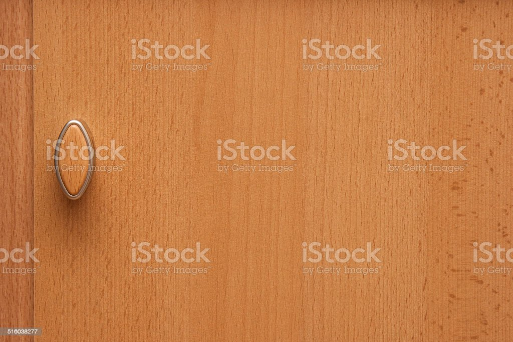 Drawer of a cupboard stock photo