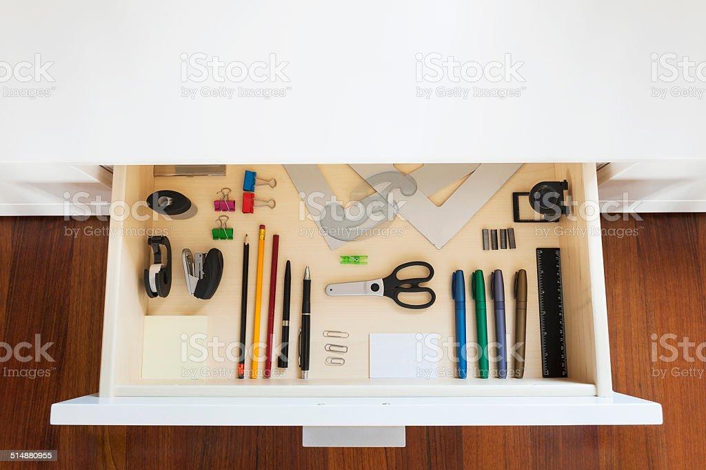 drawer stock photo
