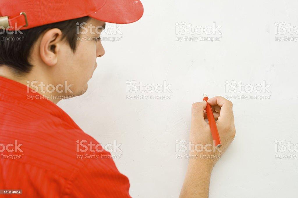 Drawing stock photo