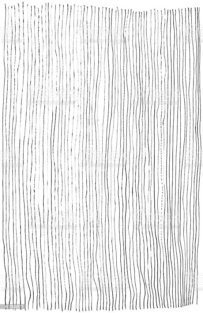 Drawn Black Lines Background royalty-free stock photo
