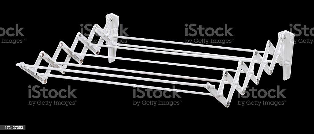 Draying Rack royalty-free stock photo