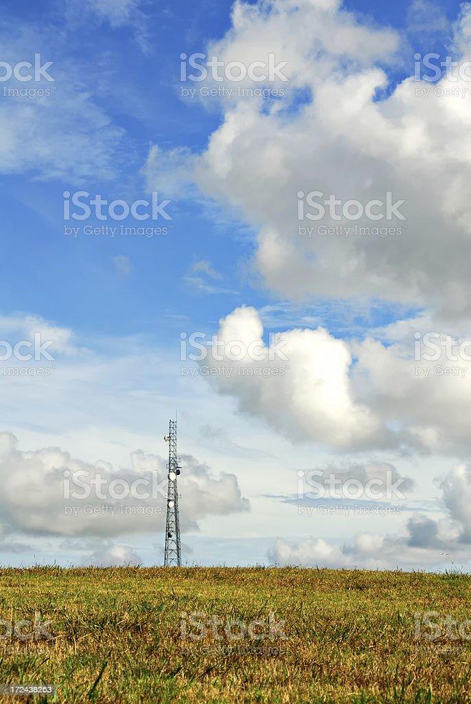 Dream Antenna royalty-free stock photo