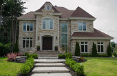 Dream house, Home, Luxury Mansion, Success