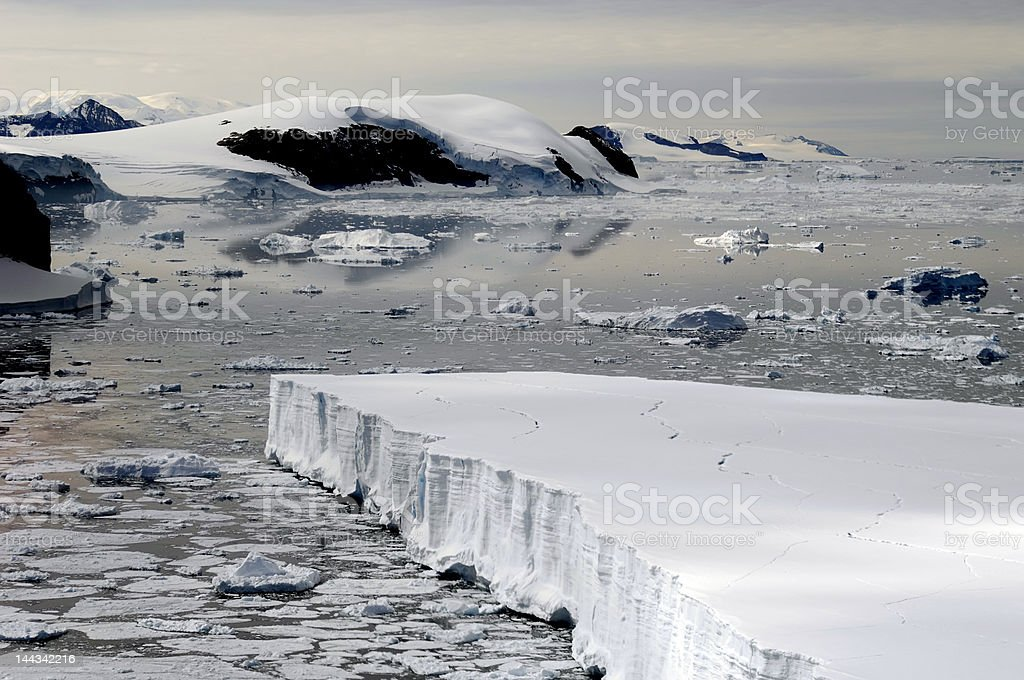 夢の氷 ロイヤリティフリーストックフォト