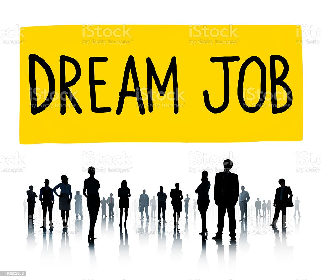 dream job occupation career aspiration concept stock photo dream job occupation career aspiration concept royalty stock photo
