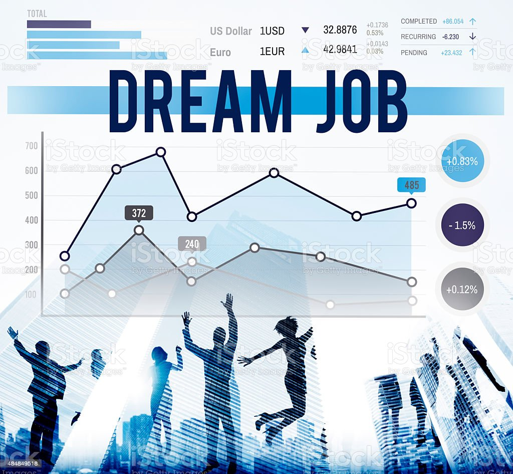 dream job plan career goal concept stock photo istock dream job plan career goal concept royalty stock photo