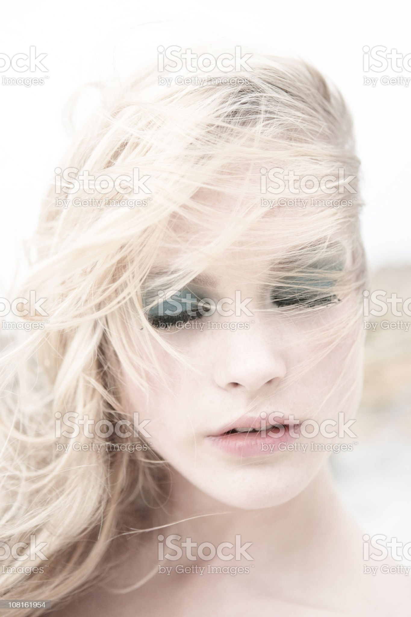 Dream royalty-free stock photo