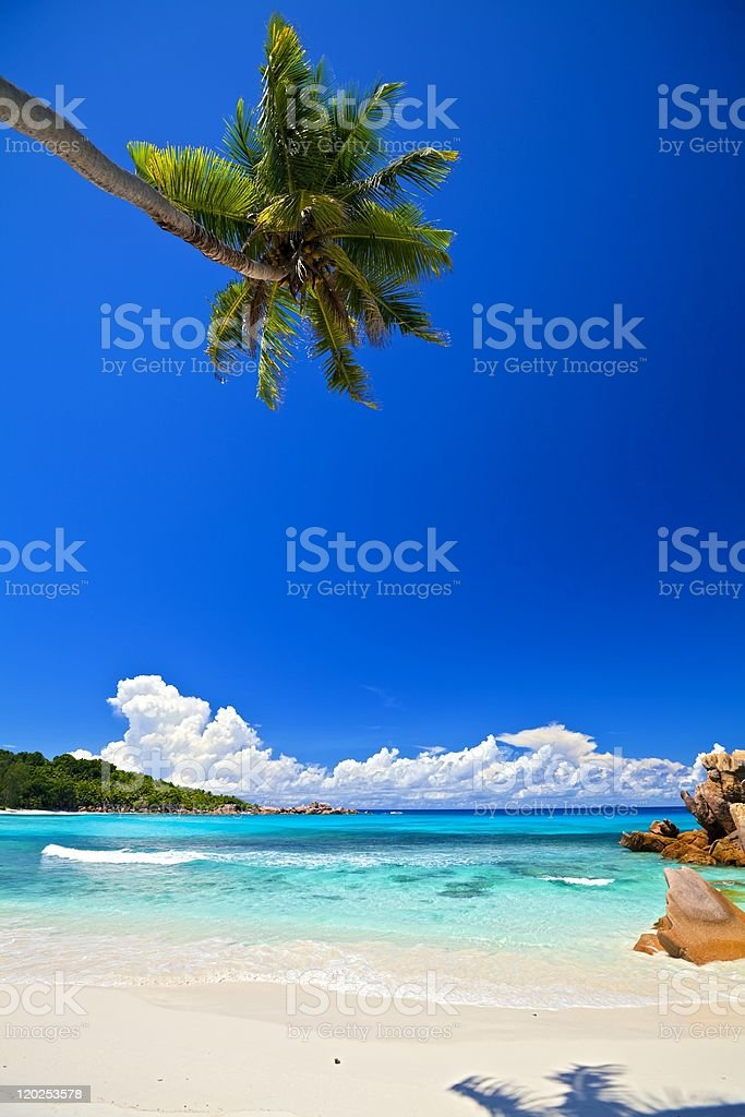 Dream seascape view royalty-free stock photo