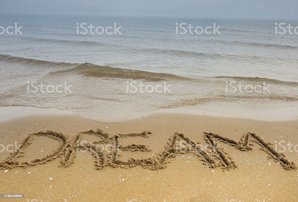 Dream Time royalty-free stock photo