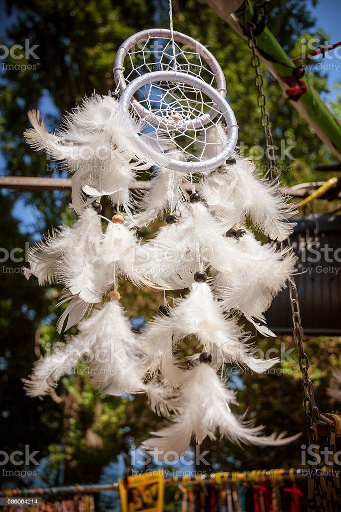 Dreamcatcher stock photo
