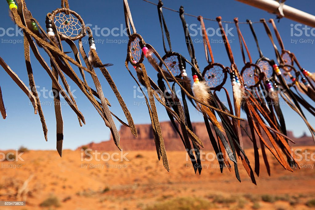 Dreamcatchers stock photo