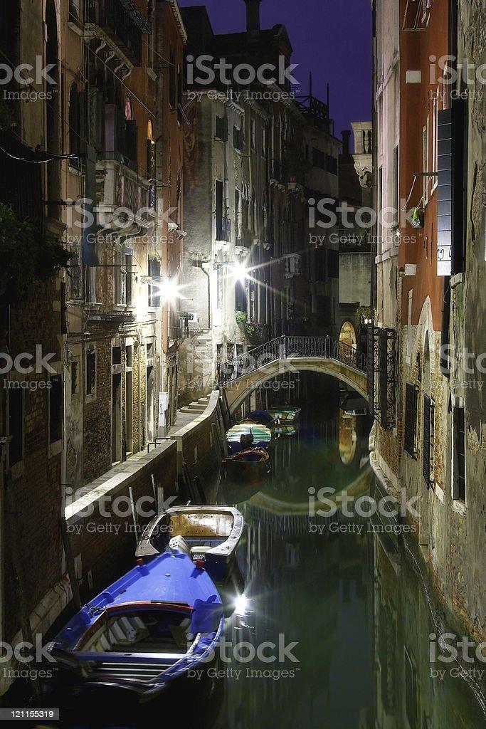 Dreaming Venice stock photo