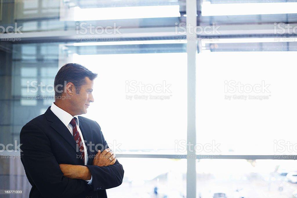 Dreams and reflection royalty-free stock photo
