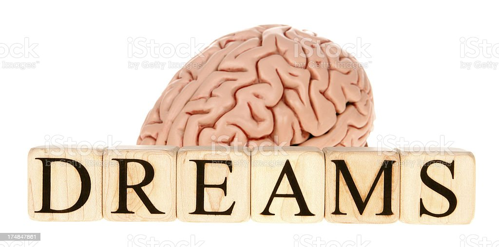 Dreams royalty-free stock photo