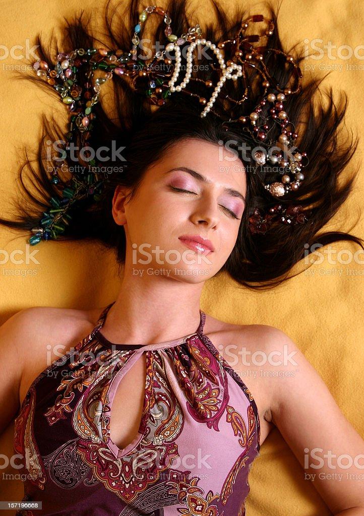 Dreamy royalty-free stock photo