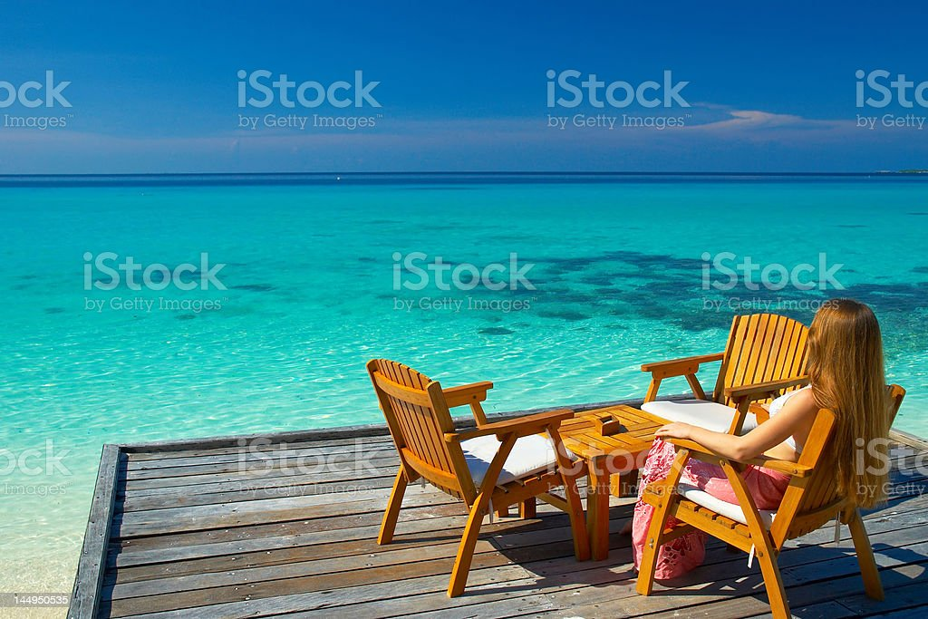 Dreamy view royalty-free stock photo