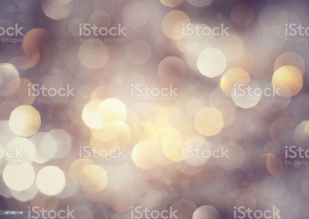 Dreamy vintage bokeh background stock photo