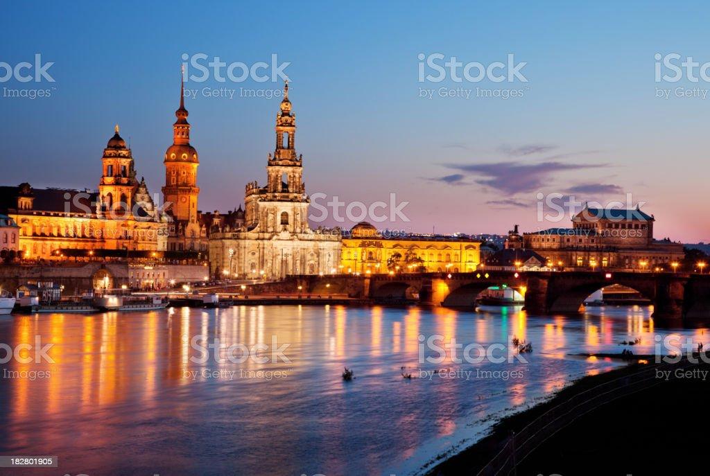 'Dresden, Germany' stock photo