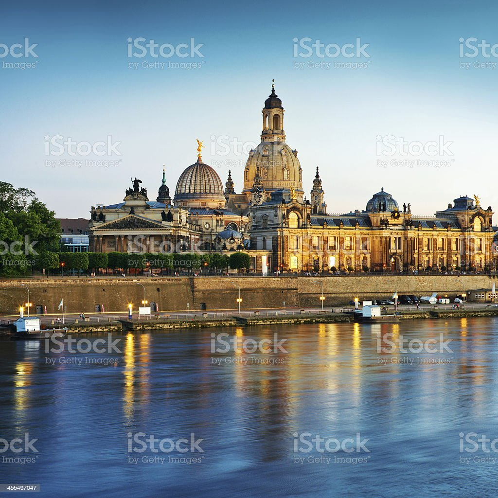 Dresden, Germany stock photo
