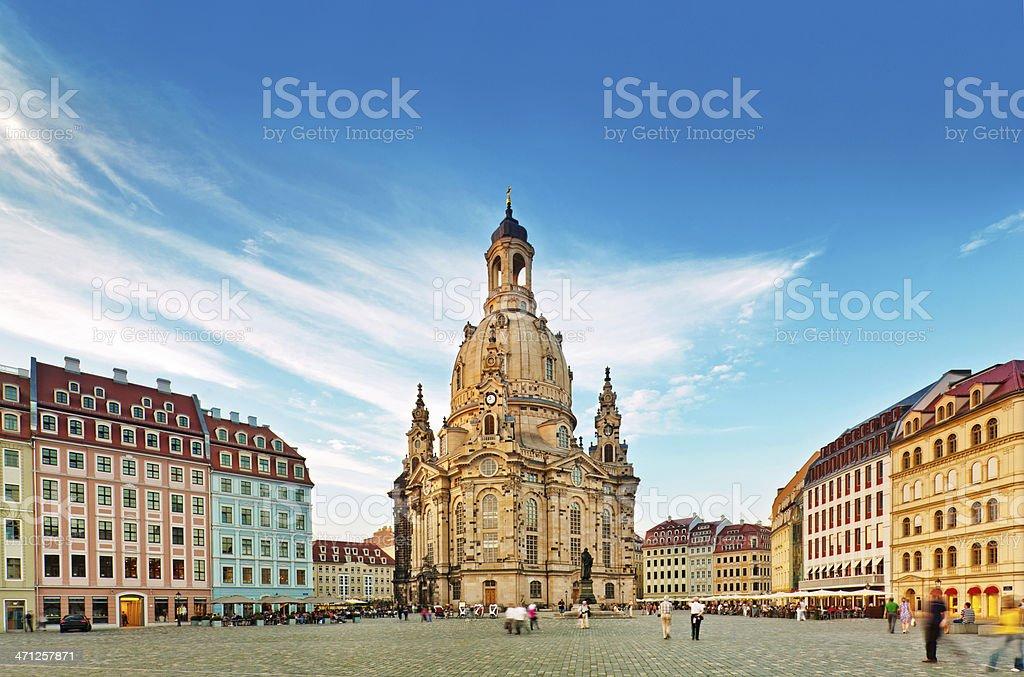 Dresden, Germany royalty-free stock photo