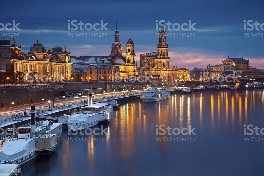 Dresden. royalty-free stock photo