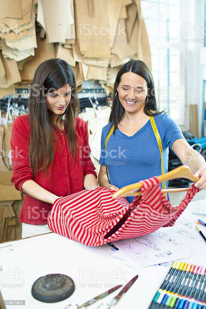 Dress Design royalty-free stock photo