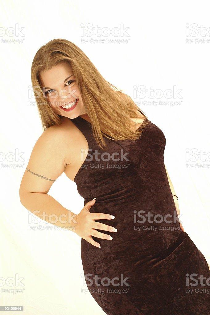 Dress stock photo