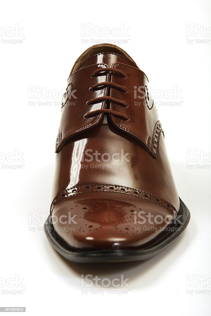 Dress Shoe stock photo