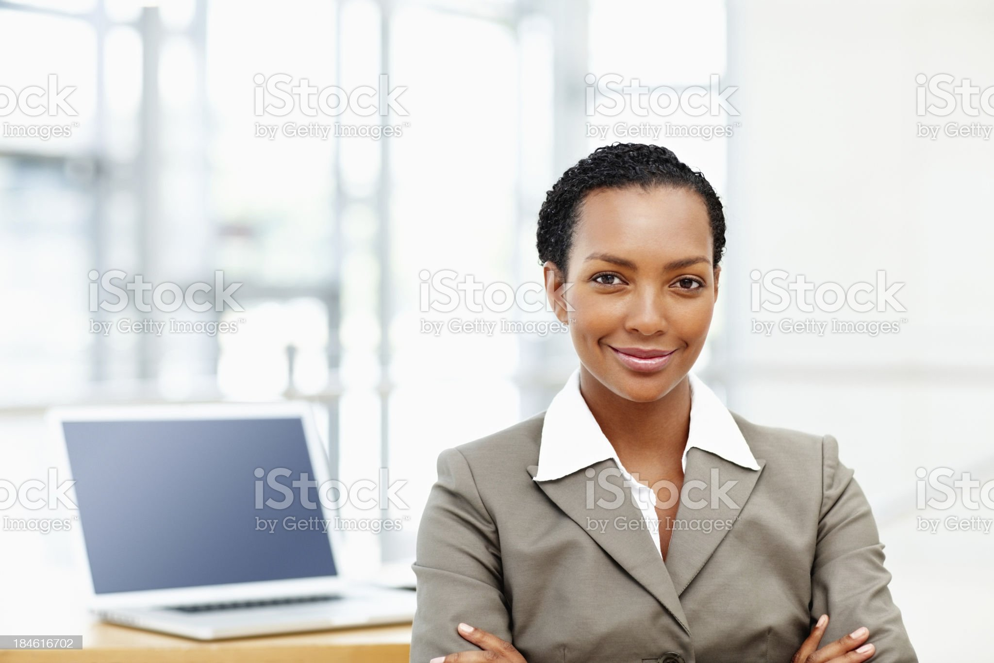 Dressed for success royalty-free stock photo