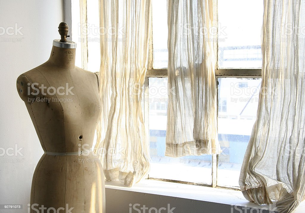 Dressmaker's Dummy stock photo