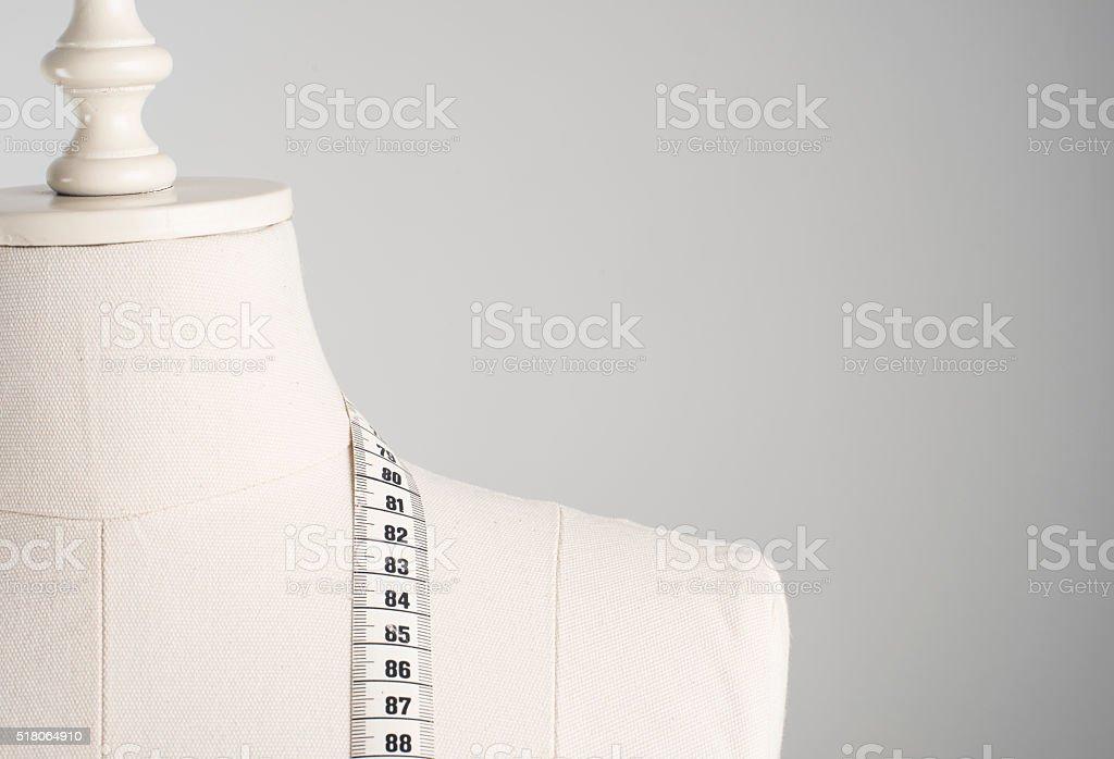 Dressmaker's Mannequin stock photo
