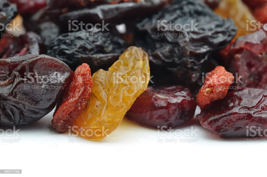Dried berry Macro royalty-free stock photo
