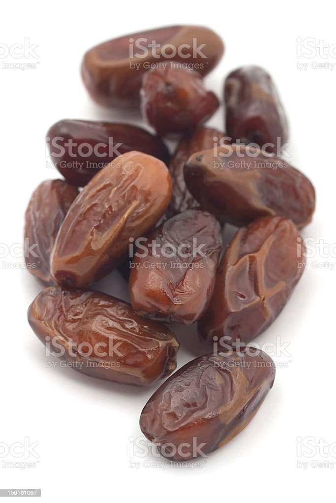 Dried date fruit royalty-free stock photo