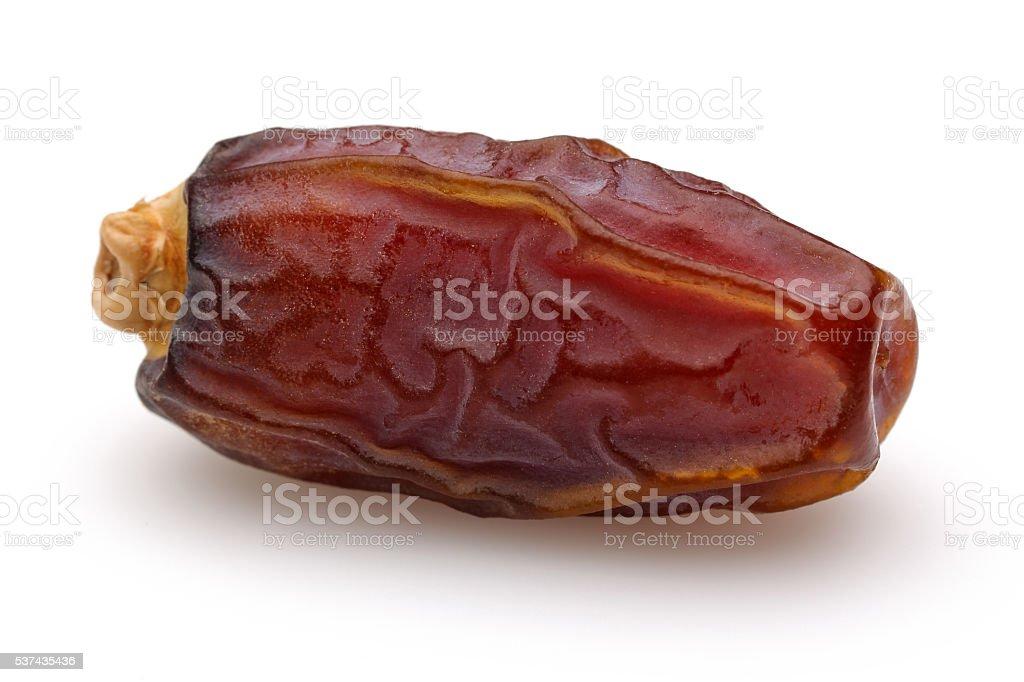 Dried Dates fruit stock photo