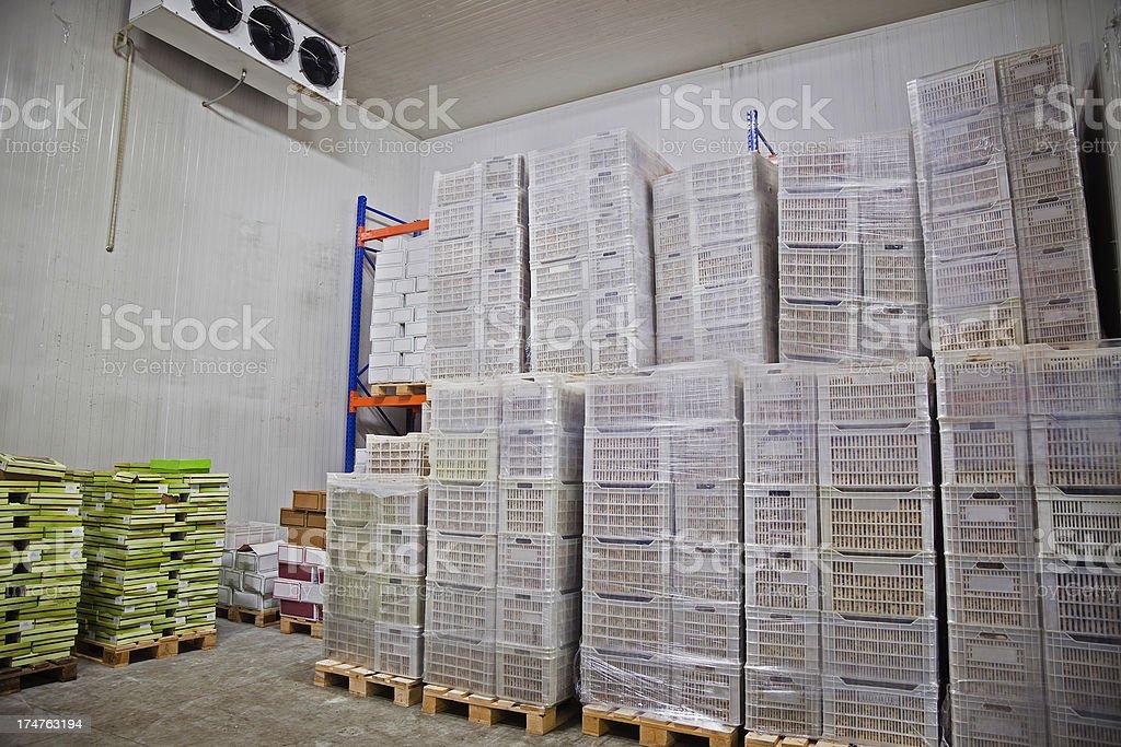 Dried Fruit Storage stock photo