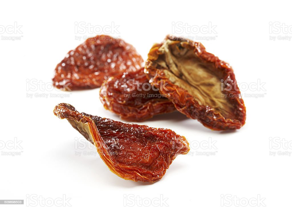 Dried Tomatoes stock photo