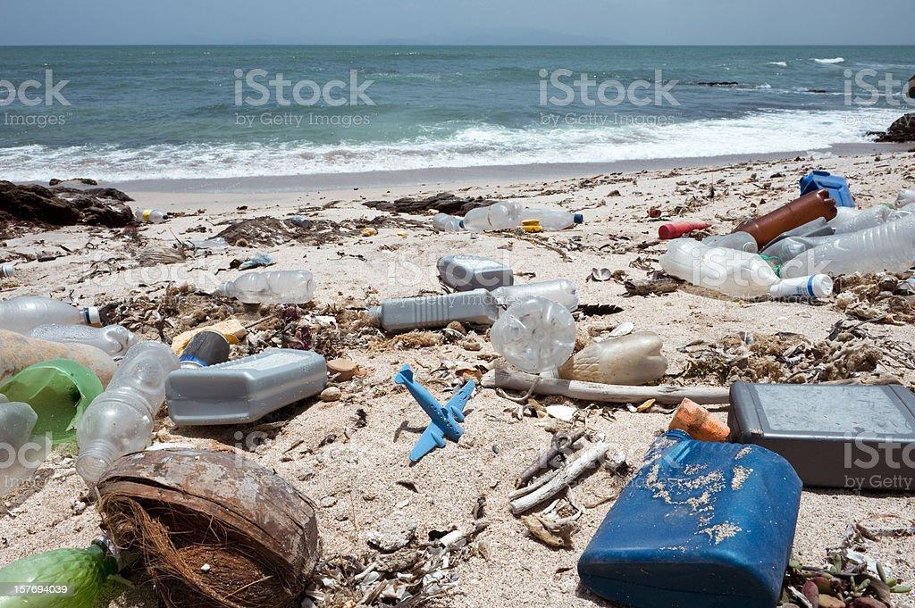 Drift  Waste stock photo
