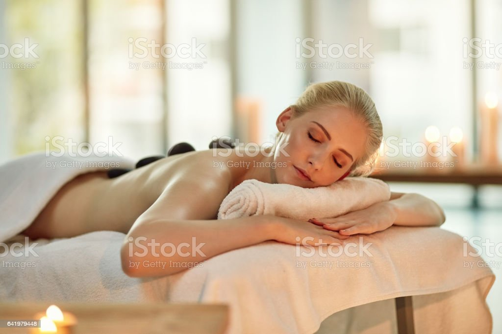 Drifting into the tranquil times stock photo
