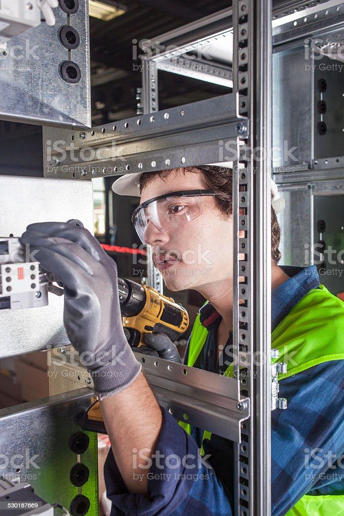 Drill Bit stock photo