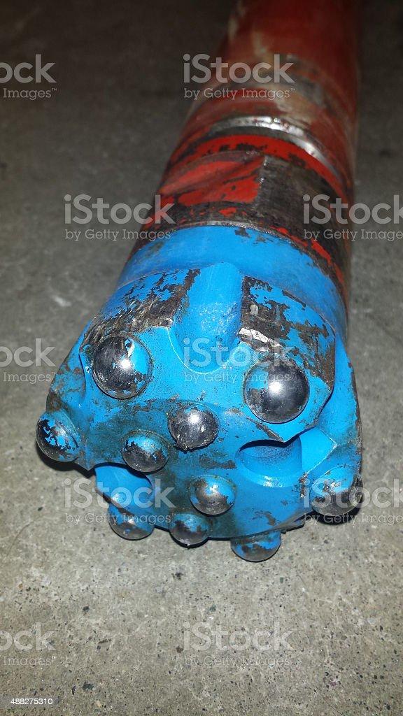 ODEX Drill stock photo