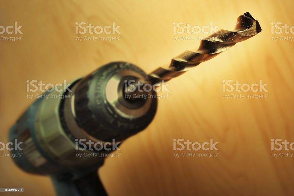 drill_01 royalty-free stock photo